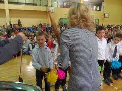 Galeria Pasowanie na ucznia pierwszej klasy 2016