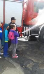 Galeria Wycieczka klasy IVc do Państwowej Straży Pożarnej