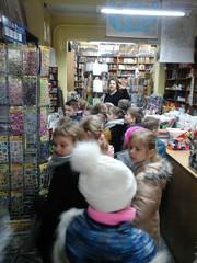 Galeria Wizyta w księgarni Ib