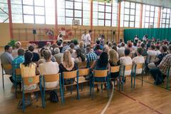 Galeria Pożegnanie klas III Gimnazjum