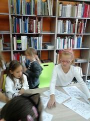 Galeria W bibliotece - 2a