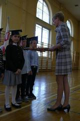 Galeria Pasowanie uczniów klas I, 2018
