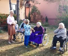 Galeria Z wizytą u seniorów