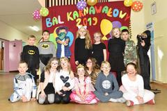 Galeria Bal Karnawałowy 2019 I-III