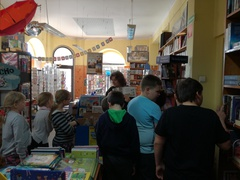 Galeria Księgarnia 2019