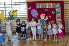 Galeria zakończenie roku szkolnego 2018/2019 I-VII